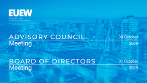 EUEW Board of Directors & Advisory Council to meet in Barcelona, October 2019