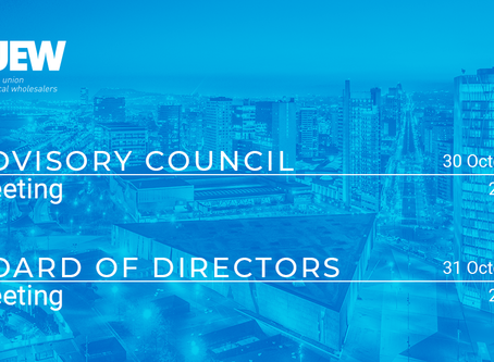 EUEW Board of Directors & Advisory Council to meet in Barcelona, October 2019