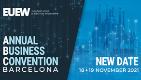 Postponement: EUEW Annual Business Convention 2021