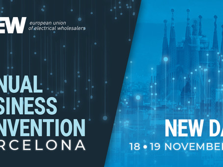 Postponement: EUEW Annual Business Convention 2021