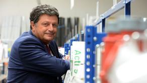 Alexander Dewulf is new EUEW President