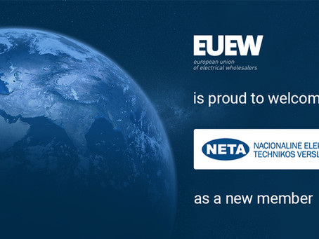 NETA Lithuania joins EUEW