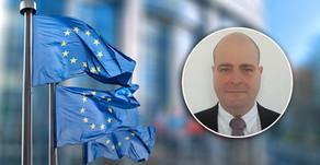 Bernd Gruner, conseiller aux affaires européennes au sein de l'EUEW