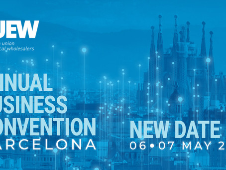 EUEW Annual Business Convention Postponed to 2021