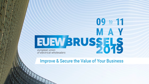 Press Release: EUEW welcomes nearly 300 delegates at its 2019 General Convention in Brussels
