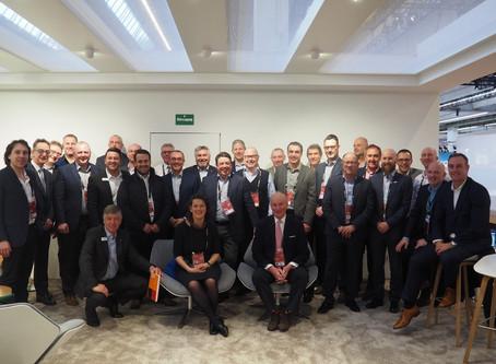EDA Leads First-Time Delegation to Frankfurt's Light+Building 2018