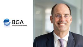 Dirk Jandura now leads BGA