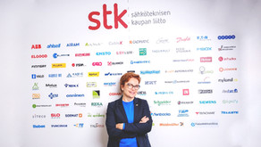 Sallamaari Muhonen appointed to the new CEO of Finnish Electrotechnical Trade Association