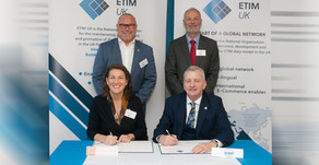 EDA and BMF lead product data transformation in the UK