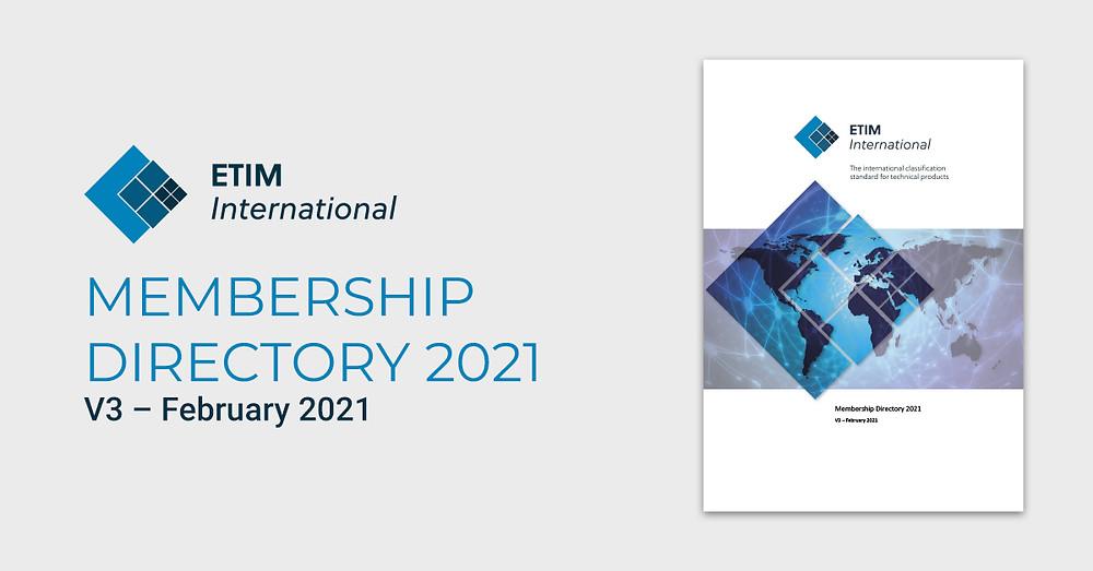 ETIM 2021 Membership Directory