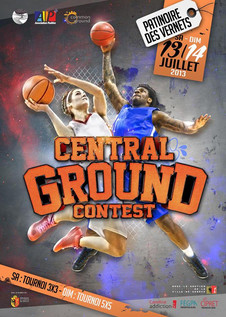 Tournoi Central Ground Contest