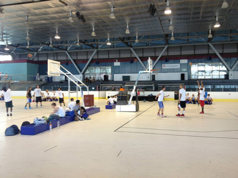 Tournoi Central Ground Contest