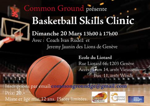 3ème skills Clinic avec Ivan Rudez
