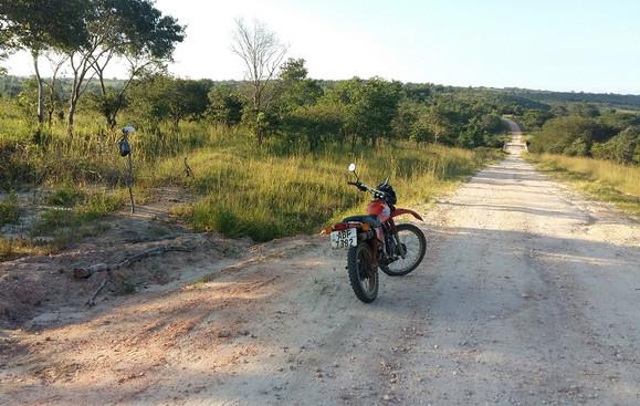 Droga do Kabwe