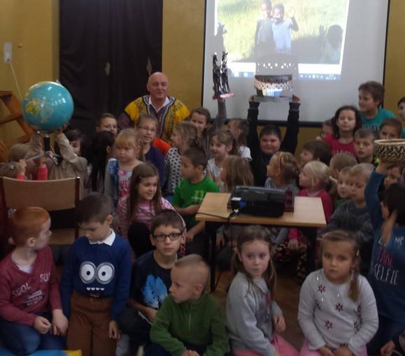 Szkoła Podstawowa w Kamieniu