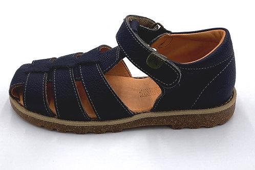 Kavat sandali bambino chiusi in pelle marchio Ecolabel
