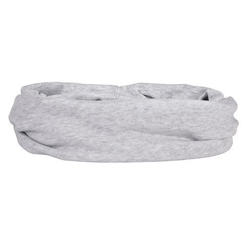 Sterntaler fascia/collare jersey grigia