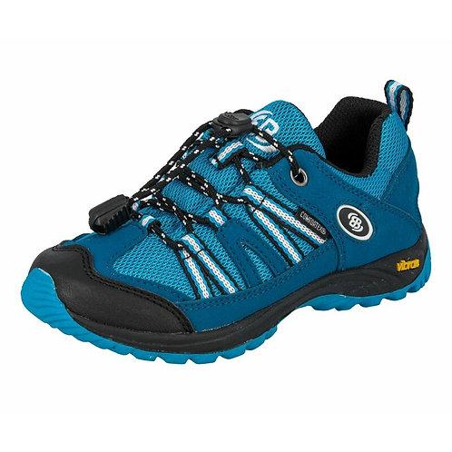 Ohio scarpe outdoor blu turchese chiusura rapida