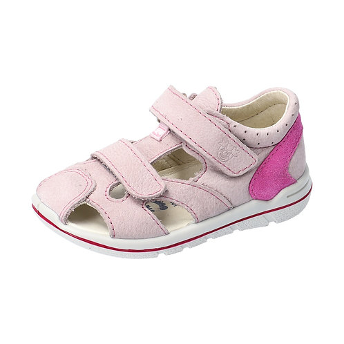 Pepino sandali bambina Kaspi molto flessibili bambino chiusura 2 velcri