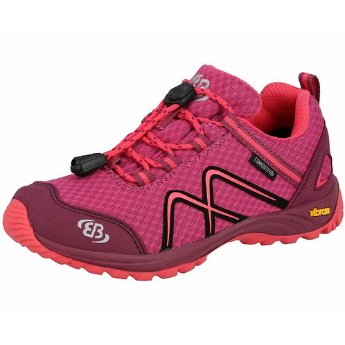 Guide Low scarpe outdoor chiusura rapida pink