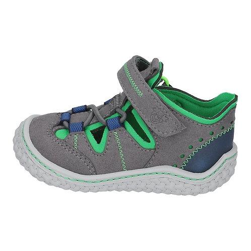 Pepino Jerry scarpe sportive semi aperte laccio elastico velcro super flessibili