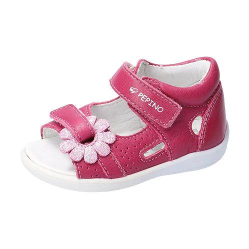Sandali primi passi Pepino Sandalen Silvy bambina in pelle chiusura velcro