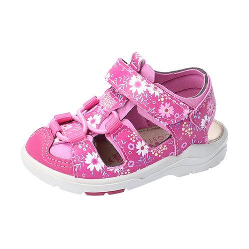 Pepino sandali bambina Gery molto flessibili chiusura velcro