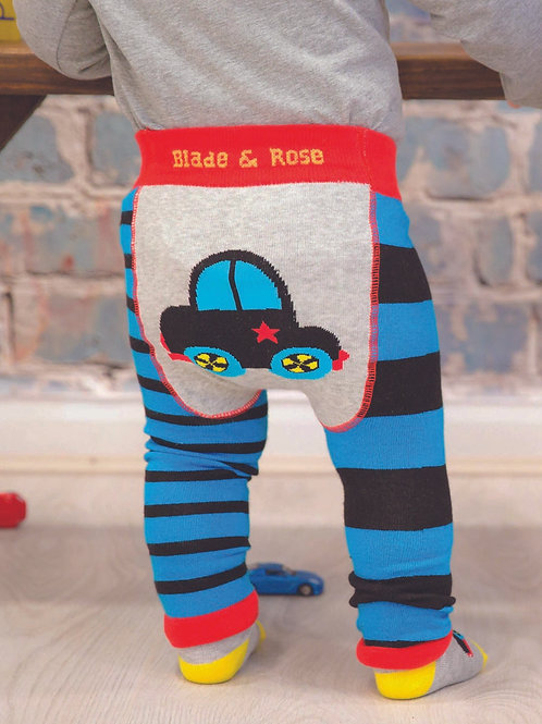 Blade & Rose leggings in cotone elastico morbido