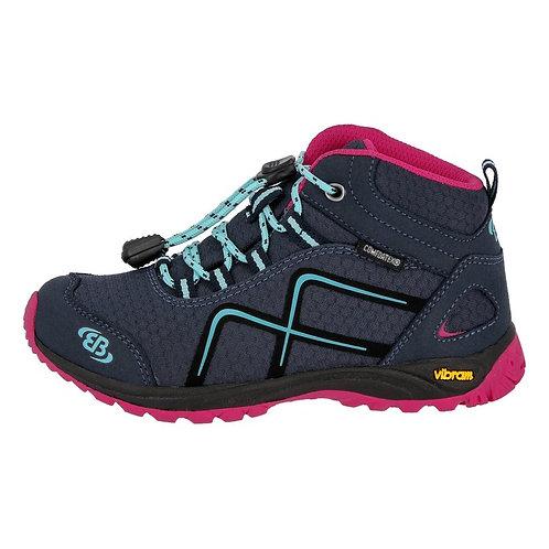 Guide High scarpe outdoor blu/pink