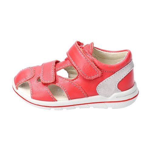 Pepino sandali bambino Kaspi molto flessibili bambino chiusura 2 velcri