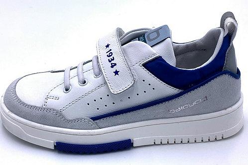 Balducci scarpe sportive bianca fodera pelle Made in Italy