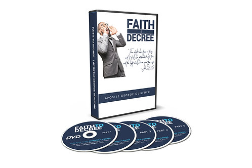 Faith to Decree DVD Series
