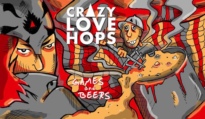 CRAZY LOVE HOPS