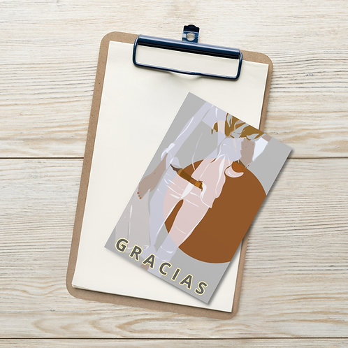 Postcard GRACIAS