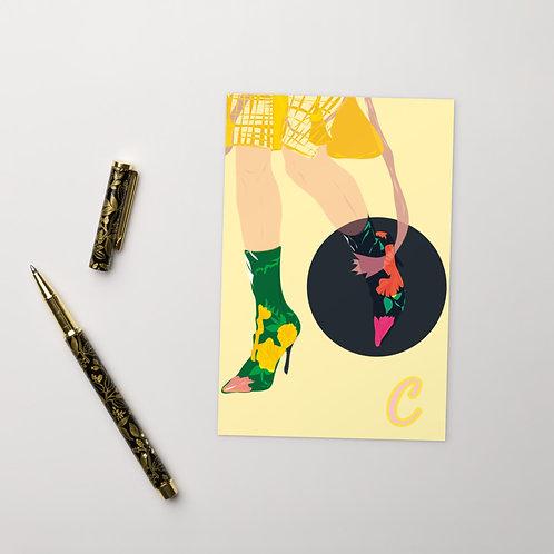 Postcard C