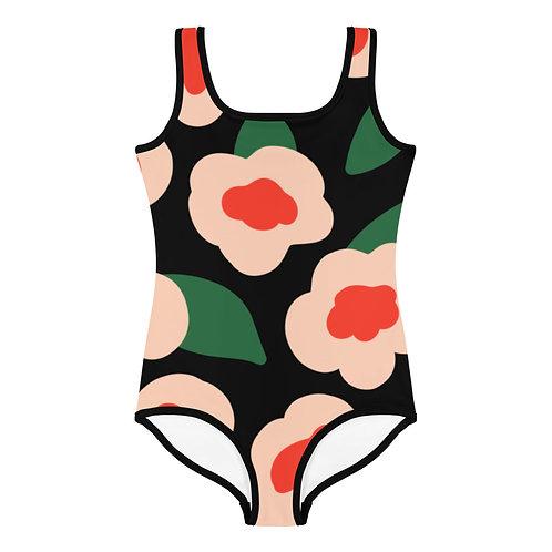 Kids Swimsuit Black