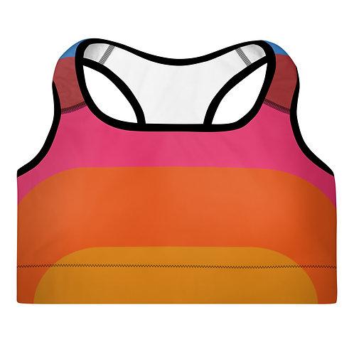 Sports Bra Rainbow