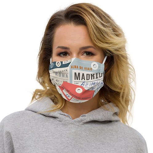 Face mask Alma de viaje