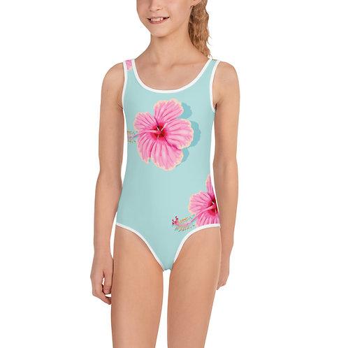 Kids Swimsuit Aloha