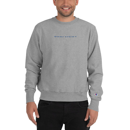 Champion Sweatshirt COORDINATES