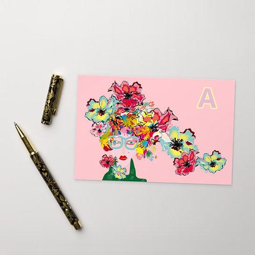 Postcard A