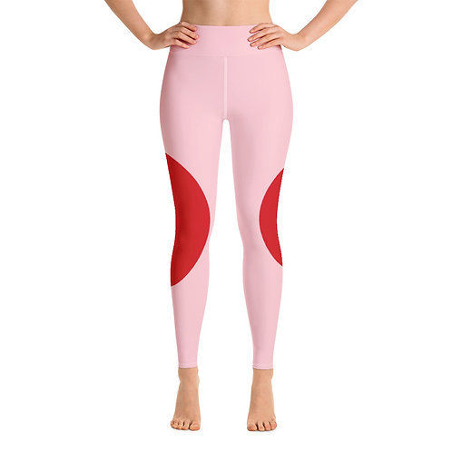Legging Red Point