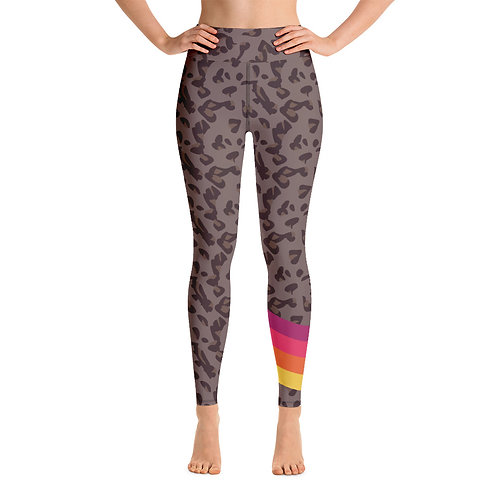 Legging Animal Arco Iris