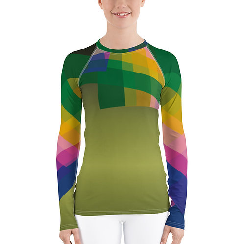 Women's long - sleeve / BREATHE