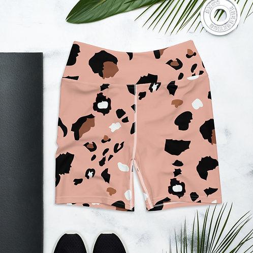 Shorts  Pink 2