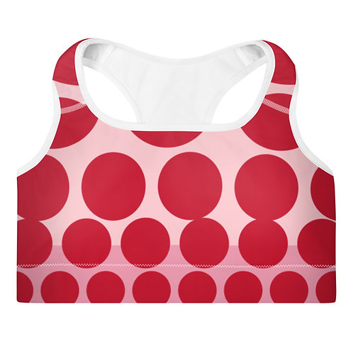 Sports Bra red point