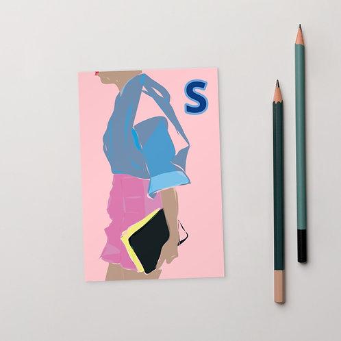 Postcard S