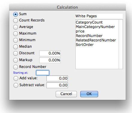 calculation element