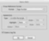 Make Xrefs script options