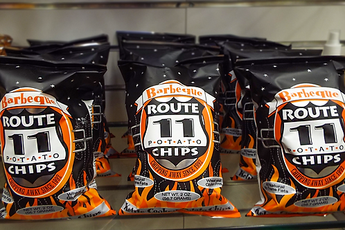 Route 11 Barbecue Chips